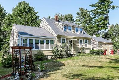 Middleboro Single Family Home For Sale: 60 Benson Street