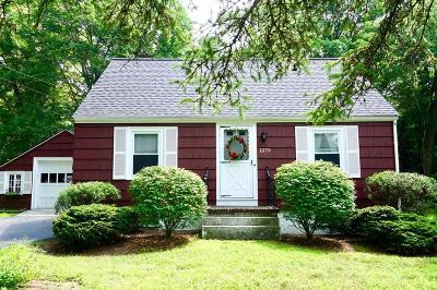 Bellingham Single Family Home Under Agreement: 1079 South Main Street