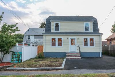 Quincy Single Family Home New: 68 Arnold St