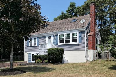Falmouth Single Family Home For Sale: 10 Teaticket Path