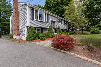 Brockton Single Family Home New: 42 Parker Avenue