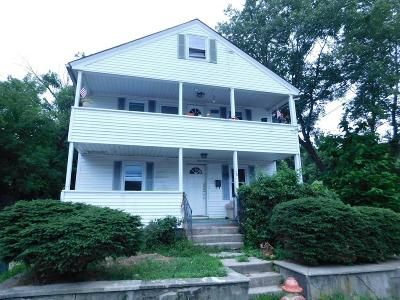 RI-Kent County Multi Family Home For Sale: Omit