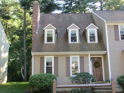 Billerica, Chelmsford, Lowell Condo/Townhouse Under Agreement: 518 Wellman Ave. #518