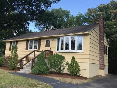 Lowell Single Family Home For Sale: 40 Coburn Dr