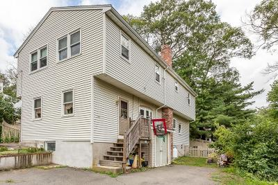 Canton Single Family Home Contingent: 29 Manitou Road