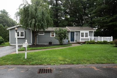 Bellingham Single Family Home For Sale: 18 Indian Run Rd