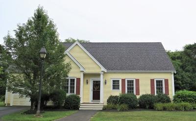 Plymouth MA Condo/Townhouse New: $324,999