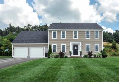 Kingston Single Family Home For Sale: 94 Crimson Harvest Dr