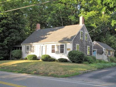 Rockland Multi Family Home Under Agreement: 253 Hingham St