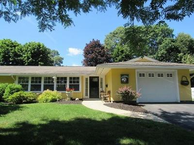 Peabody Single Family Home Contingent: 36 Donegal Road
