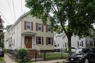 Somerville Multi Family Home For Sale: 61 Myrtle St