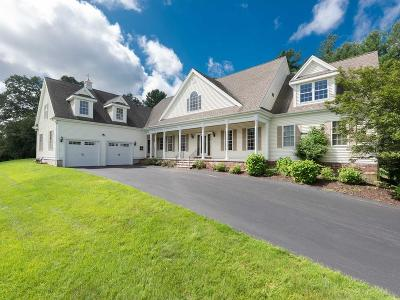 Wrentham Single Family Home Price Changed: 130 Burnt Swamp Road