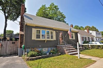 Boston Single Family Home Under Agreement: 6 Pinefield Rd