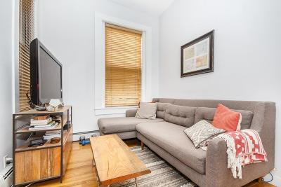 Condo/Townhouse Contingent: 29 Fayette St #1-2