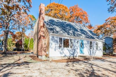 Mashpee Single Family Home For Sale: 33 Florence Ave