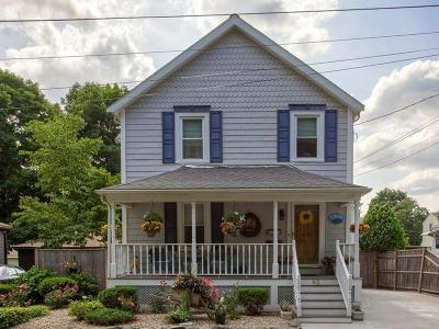 Wakefield Single Family Home Under Agreement: 65 Pine Street