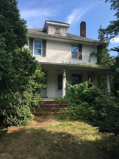 Duxbury Single Family Home New: 103 Franklin Street