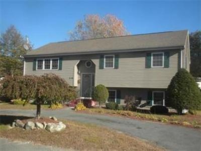 Brockton Single Family Home New: 215 Sumner St W