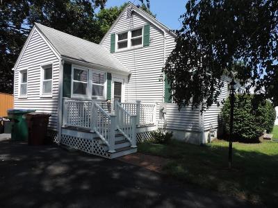 Lowell Single Family Home New: 409 Douglas Road