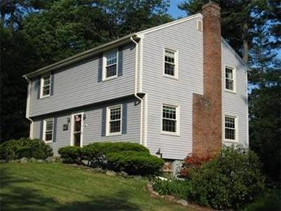 Northborough Single Family Home Under Agreement: 4 Winter St