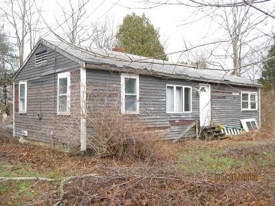 Barnstable Single Family Home New: 1049 Santuit-Newtown Road