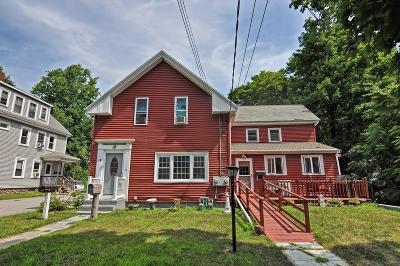Middleboro Multi Family Home Under Agreement: 14 E Main St
