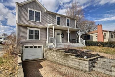 Quincy Single Family Home For Sale: 47 Calvin Road