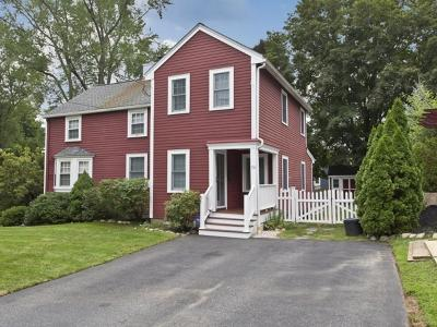 Reading MA Single Family Home For Sale: $659,900