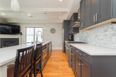 MA-Suffolk County Condo/Townhouse For Sale: 27 Washburn #5
