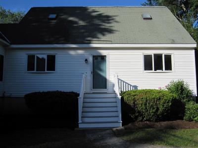 Framingham Condo/Townhouse New: 21 Bates Road #21