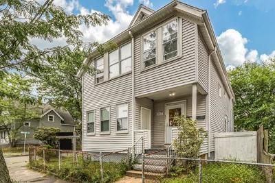 Malden Multi Family Home Under Agreement: 237 Harvard St