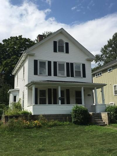 Dedham Single Family Home For Sale: 95 Harvard St