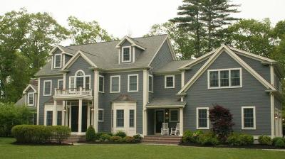Scituate Single Family Home New: 44 Walnut Hill Dr