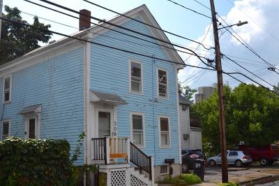 Cambridge Single Family Home Under Agreement: 306 Allston St