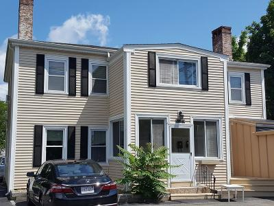 Avon Condo/Townhouse Under Agreement: 196 East Main St #A