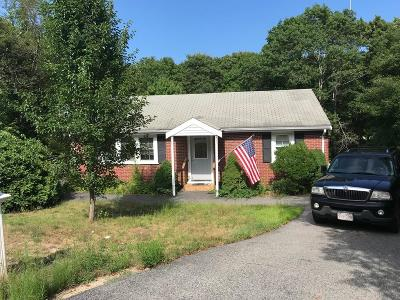 Plymouth Single Family Home Under Agreement