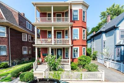 Cambridge Condo/Townhouse New: 57 Henry #1
