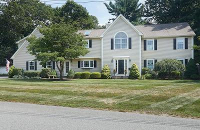 Hanover Single Family Home Under Agreement: 36 Cheryl Lane