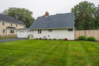 Natick Single Family Home New: 12 Hardwick Road