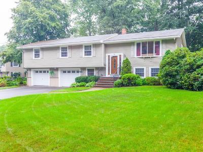 Peabody Single Family Home Under Agreement: 16 Heath Road