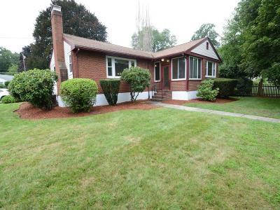 Stoneham Single Family Home For Sale: 278 William Street