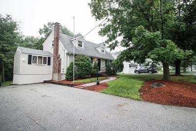 Brockton Single Family Home New: 403 Rockland St