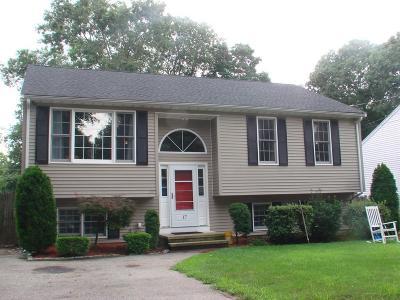 Brockton Single Family Home New: 17 Bell Rock Ave