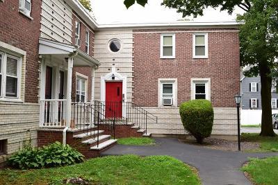 Malden Condo/Townhouse Under Agreement: 55 Newman Rd #4