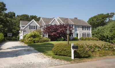 Harwich MA Single Family Home New: $2,195,000