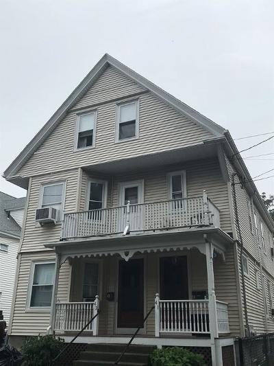 Somerville Multi Family Home For Sale: 43 Francesca Avenue