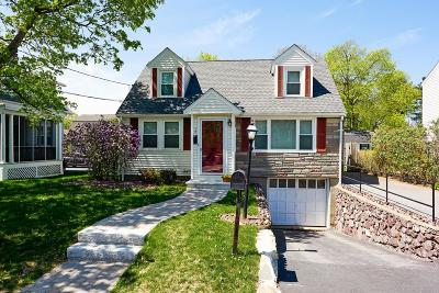 Stoneham Single Family Home For Sale: 12 Cedarway