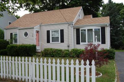 Quincy Single Family Home New: 75 Brooks Ave
