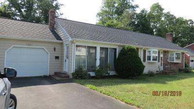 Brockton Single Family Home New: 219 Rockland St