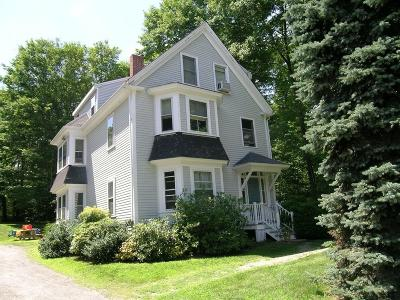 Wenham, Hamilton Condo/Townhouse For Sale: 956 Bay Road #3